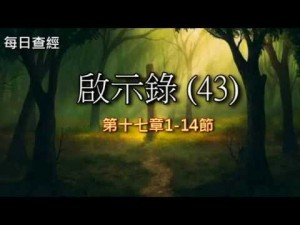 Read more about the article 啟示錄(43)17:1-14